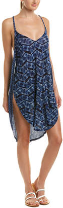 Lucky Brand Nomad Ikat Cover-Up