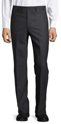 Lauren Ralph Lauren Muted Checked Suit Pants