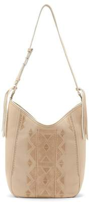Lucky Brand Anza Leather Hobo Bag