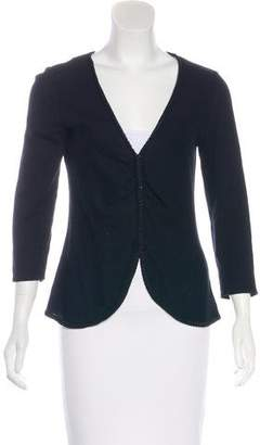 Philosophy di Alberta Ferretti V-Neck Knit Cardigan