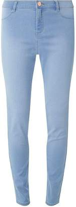 Dorothy Perkins Womens Ice Blue 'Frankie' Super Skinny Jeans