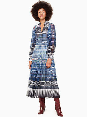 Kate Spade Deco delacey dress