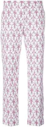 Prada Alabastro cropped trousers