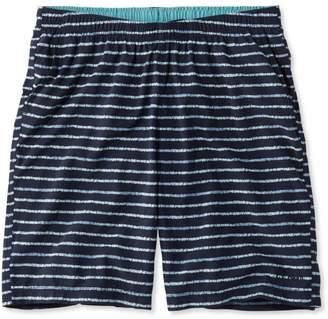 """L.L. Bean L.L.Bean Supplex Sport Shorts, 8"""" Print"""