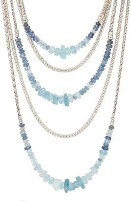 John Hardy Asli Classic Chain Multistrand Necklace