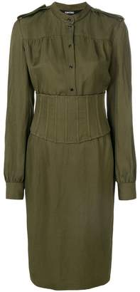 Tom Ford fitted shirt dress