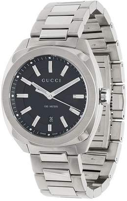 94e3a6b4f4c Gucci Silver Watches For Men - ShopStyle Canada