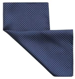 Mango Man MANGO MAN Polka-dot silk pocket square