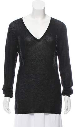 TSE V-Neck Sweatshirt