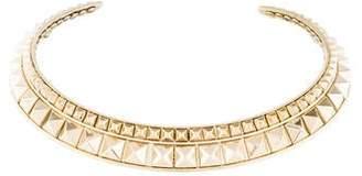 Valentino Rockstud Collar Necklace