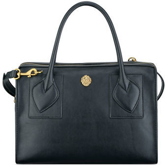 Anne Klein Anne Klein Bey Medium Faux Leather Satchel