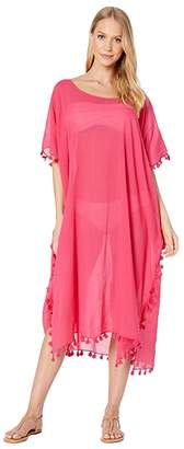 Seafolly Midi Amnesia Kaftan Cover Up