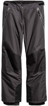 H&M Ski Pants - Black