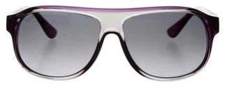 Tod's Gradient Aviator Sunglasses w/ Tags