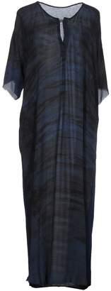 Raquel Allegra 3/4 length dresses