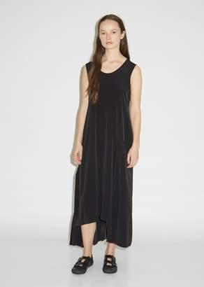 Y's Sleeveless Pleated Dress