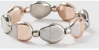 Dorothy Perkins Womens Glitter Bead Wristwear