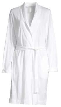 Melange Wrap Robe