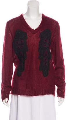 Prada Mohair Knit Sweater w/ Tags