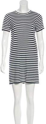 Jenni Kayne Striped Knit Mini Dress
