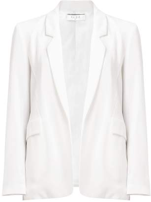PAISIE - Open Front Blazer With Flap Pockets