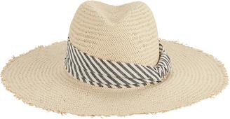 Hat Attack Interchangeable Trims Straw Hat