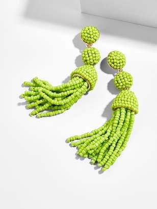 BaubleBar Mini Granita Tassel Earrings