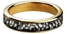 Jewellery Theatre Wedding Collection Gold 19.5mm Ring