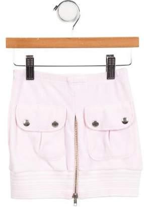 Sonia Rykiel Girls' Terry Cloth Skirt