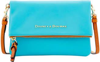 Dooney   Bourke City Foldover Zip Crossbody