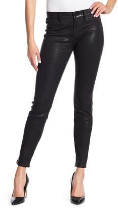 Level 99 Janice Ultra Skinny Waxed Jeans