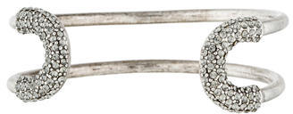 Giles & Brother Crystal Embellished Cuff $50 thestylecure.com