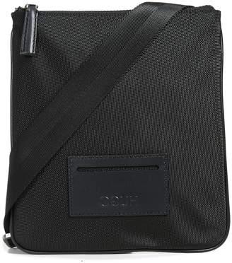 HUGO Global Zip Cross Body Bag