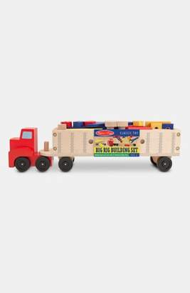 Melissa & Doug 'Big Rig' Building Set