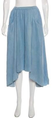 Ulla Johnson Casual Midi Skirt