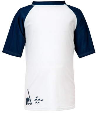 Snapper Rock Ocean Explorer Short Sleeve Rashguard