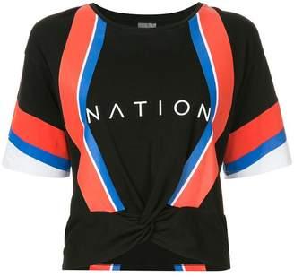 P.E Nation Bench Sprint T-shirt
