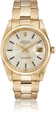 Vintage Watch Women's Vintage Oyster Perpetual Date Watch