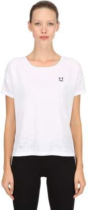 Under Armour Perpetual Woven Performance T-Shirt