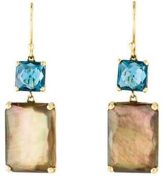 Ippolita 18K Multistone Rock Candy Drop Earrings