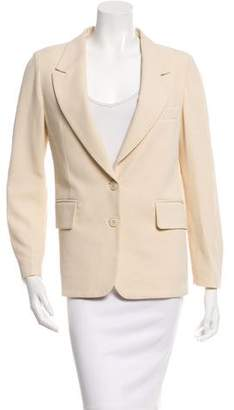Golden Goose Silk Notch Lapel Blazer w/ Tags