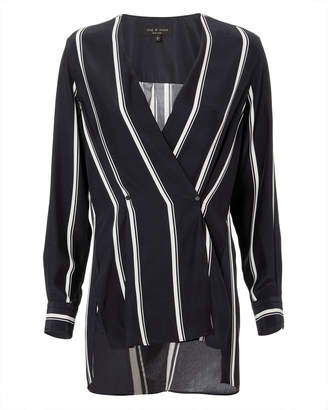 Rag & Bone Debbie Striped Top