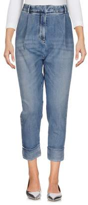 Eleventy Denim trousers