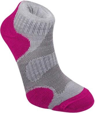 Bridgedale Trail Sport Lightweight Merino Cool Comfort Ankle Sock - Women's