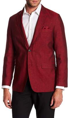 Ben Sherman Baffin Notch Collar Casual Fit Blazer