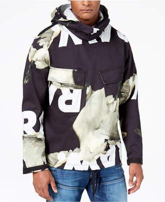 G Star Men's Goose Printed Utility Jacket