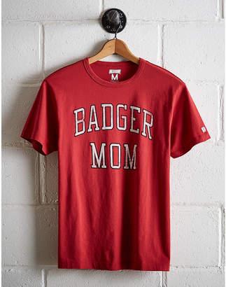 Tailgate Women's Wisconsin Badger Mom T-Shirt