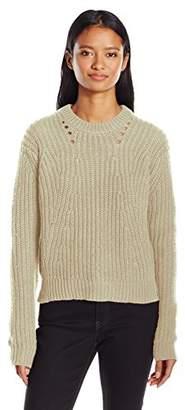 Roxy Junior's Bright Whites Sweater