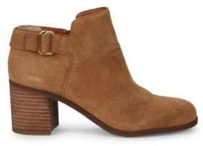 Franco Sarto Matisse Suede Ankle Boots