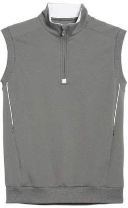Bobby Jones Quarter Zip Tech Vest